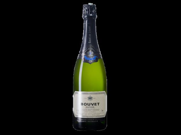 Domaine Bouvet Ladubay - Saphir crémant 2016 - D'or et de vins - Livraison de vins d'exception à domicile