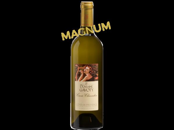 Domaine Gavoty – Magnum cuvée Clarendon blanc 2017 - D'or et de vins - Livraison de vins d'exception à domicile