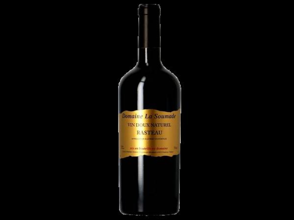 Domaine La soumade vin doux naturel rouge - D'or et de vins - Livraison de vins d'exception à domicile