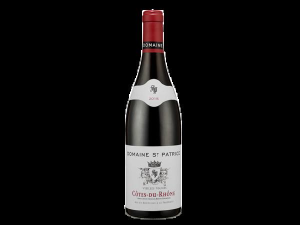Domaine st Patrice - Côte-Du-Rhone - Livraison de vins d'exception à domicile