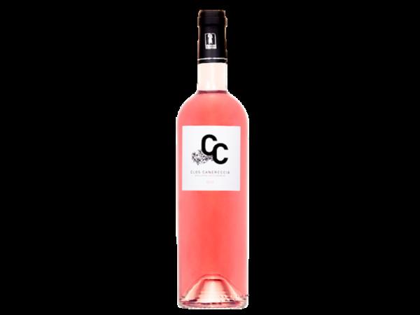 Clos Canereccia - rosé 2019 - D'or et de vins - Livraison de vins d'exception à domicile