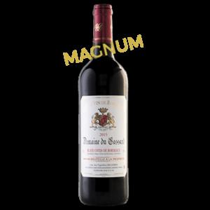 Domaine du cassard - Tradition rouge 2019 Magnum - D'or et de vins - Livraison de vins d'exception à domicile