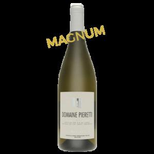 Domaine Pieretti - Marine blanc 2019 Magnum - D'or et de vins - Livraison de vins d'exception à domicile