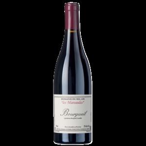Domaine du Bel Air – Les Marsaules rouge 2016 - D'or et de vins Livraison de vins à domicile