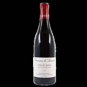 Domaine de la Soumade – Côte du Rhône 2017 - D'or et de vins - Livraison de vins d'exception à domiciel