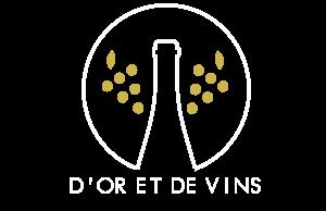 Logo D'or et de vins - livraison de vins d'exception à domicile