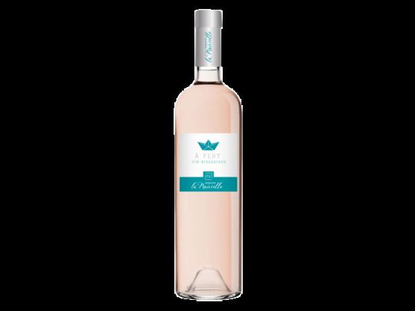 Domaine de la Navicelle - A flot - vins rosé livré à domicile - D'or et de vins