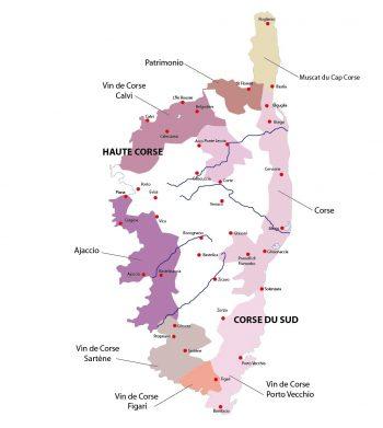 A la découverte des vigneron corses - D'or et de vins - Livraison de vins d'exception à domicile