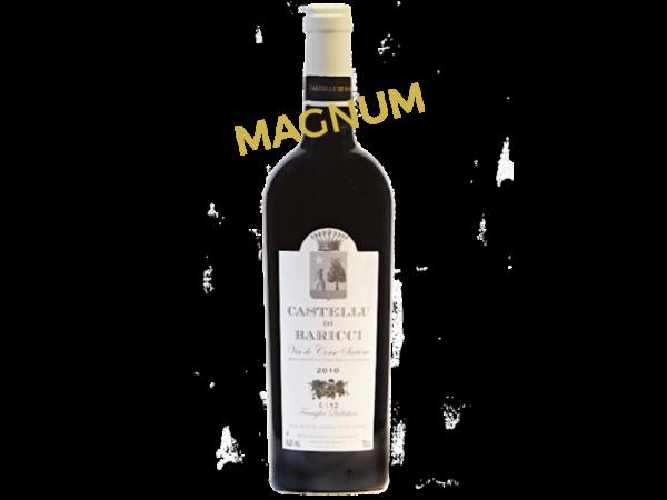 Castellu di Baricci – rouge 2019 Magnum - D'or et de vins - Livraison de vins d'exception à domicile