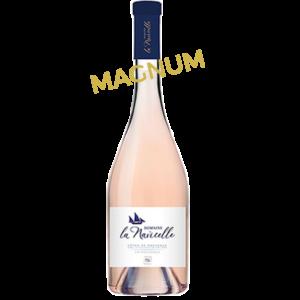 Domaine de la Navicelle – Cuvée Navicelle rosé 2019 Magnum - D'or et de vins - Livraison de vins d'exception à domicile