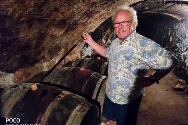 Les vins de la Loire - les caves du domaine du Pressoir Flanière – Livraison de vins d'exception à domicile