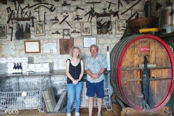 Les vins de la Loire - Le domaine du Pressoir Flanière – Famille Galteau