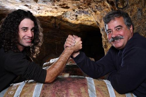 Les vins de la Loire - Domaine du Bel Air - clos nouveau 2016