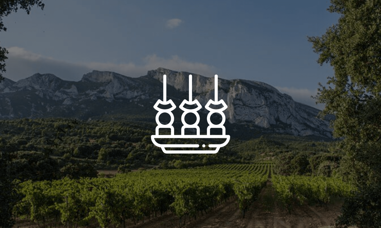 Vins pour l'apéritif - Livraison de vins d'exception à domicile