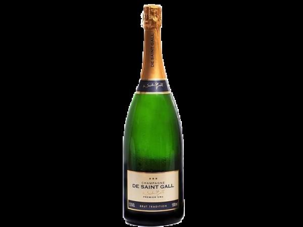 Champagne Saint gall