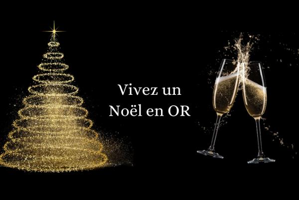 Vivez un Noël D'or - Idées de cadeaux pour Noël