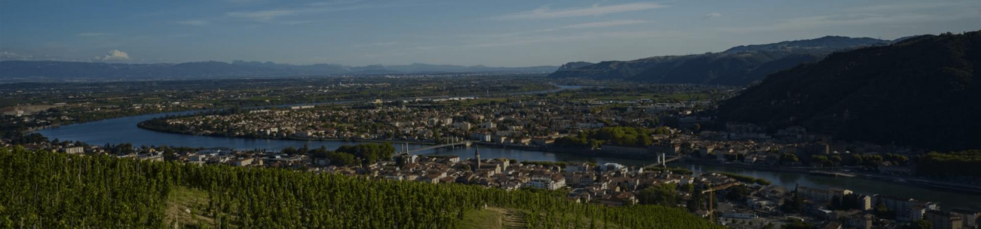 Vallée du Rhône : vins et appellations